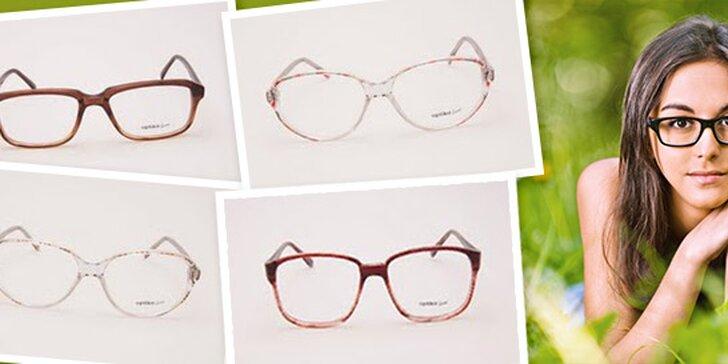 Štýlové okuliarové rámy  5381378189e