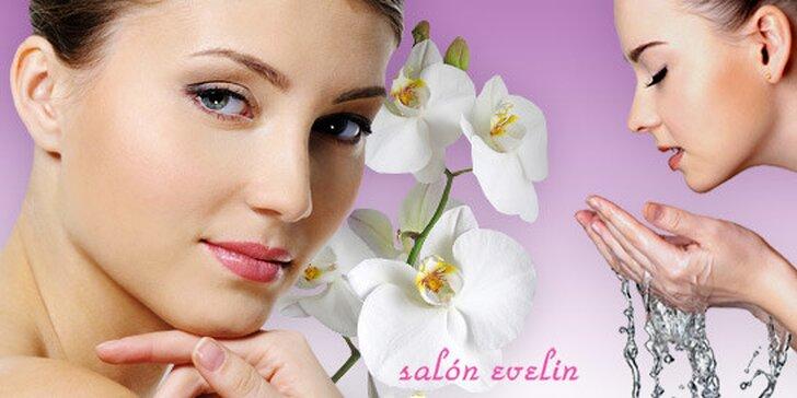 Kompletné kozmetické ošetrenie pleti
