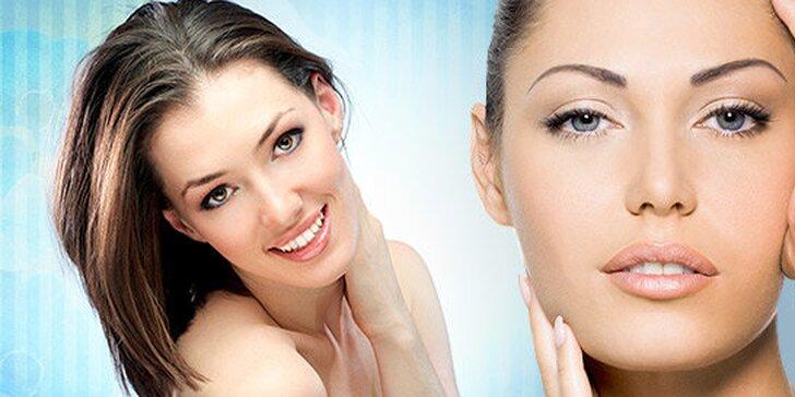 Hĺbkové čistenie pleti s masážou v trvaní 60 minút