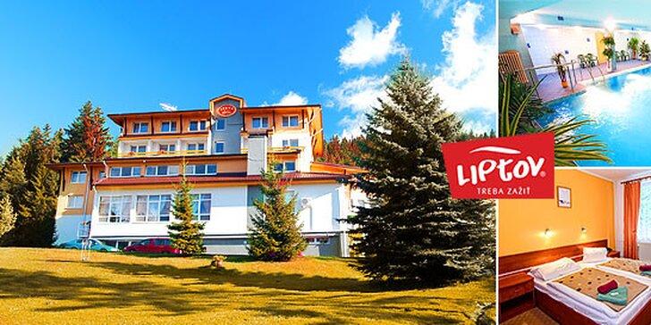 Rodinný wellness pobyt v Relax Hoteli*** Avena Jánska dolina so vstupom do Wellness centra v Hoteli Alexandra***