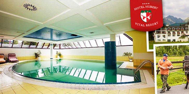 Wellness pobyt v Hoteli Hubert**** Vital Resort + dieťa do 12 rokov úplne zadarmo!