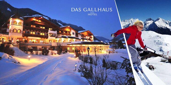 Luxusný wellness pobyt v talianskych Alpách pre dvoch na 3, 4 či 7 nocí