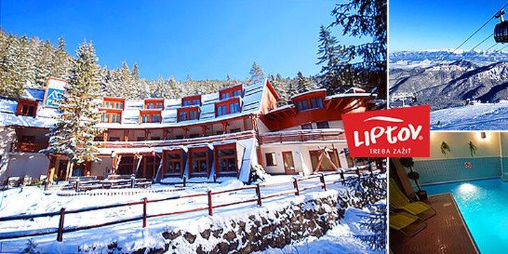 Zimný lyžiarsky a wellness pobyt v TOP stredisku Jasná! Až dve deti do 15 rokov zdarma!!!