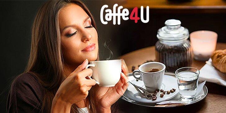 Degustácia exkluzívnej kávy aj s croissantom pre pravých kávičkárov v centre mesta