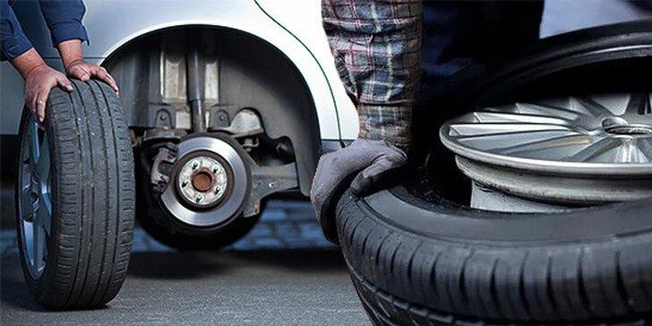 Sezónne prezúvanie pneumatík od VectorRider