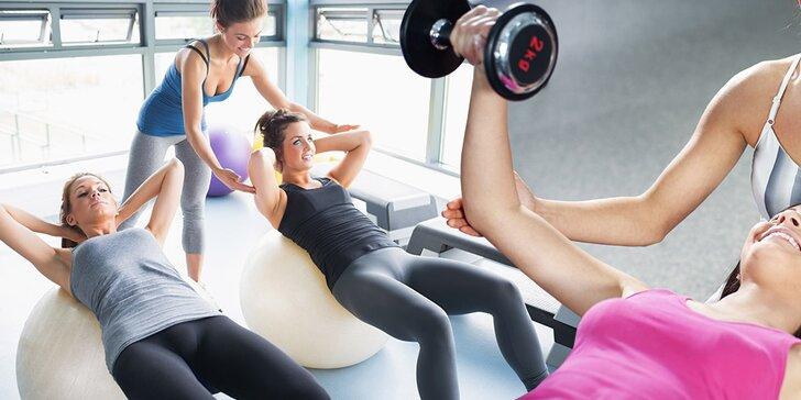 1, 3 alebo 5 hodín so skúsenou a úspešnou fitness trénerkou