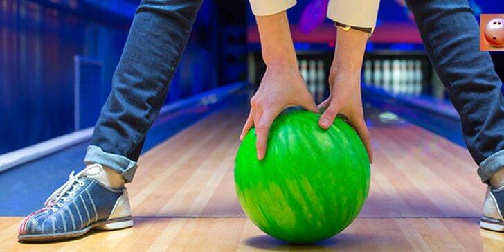 Bowling s partiou cez pracovný týždeň aj cez víkend