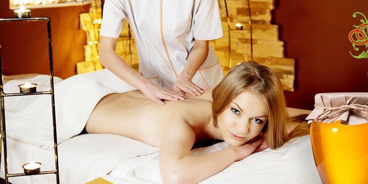 Medová detoxikačná alebo aromaterapeutická relaxačná masáž pre jarnú očistu