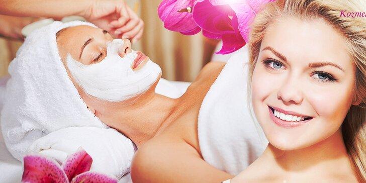 Hĺbkové čistenie pleti s ozonizérom, omladenie pleti ultrazvukom alebo blahodarná masáž tváre s maskou
