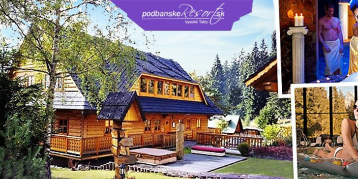Luxusný wellness pobyt v apartmánoch PÍNIUS - dependance Grand hotela Permon****