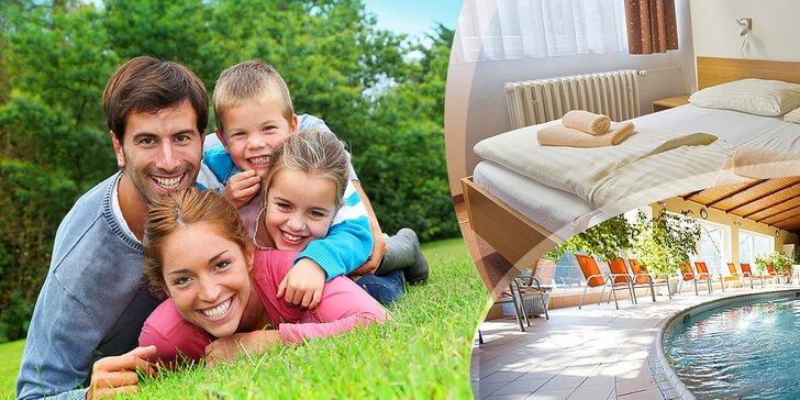 2 - dňový pobyt pre rodiny s deťmi plný hier a zážitkov