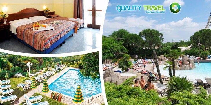 Zážitková letná dovolenka pri jazere Lago di Garda