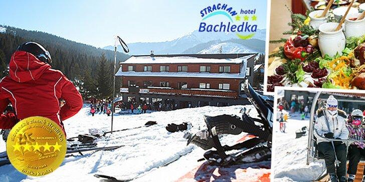 Zakončite sezónu poslednou lyžovačkou v SKI BACHLEDOVA