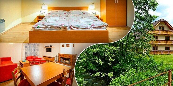 Fantastická lyžovačka a pobyt v luxusných apartmánoch Pinus Chopok -Tále