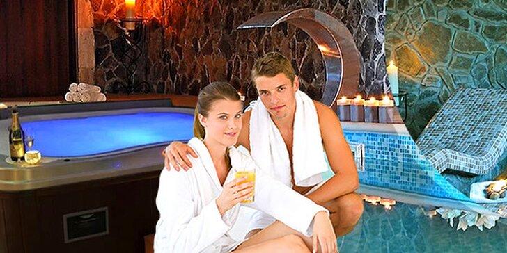 Romantický wellness SPA balíček v HOTELI DIXON **** pre 2 osoby