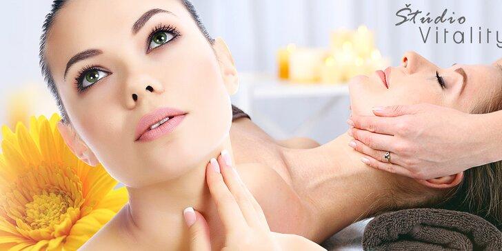Plazmové ošetrenie pleti a tela