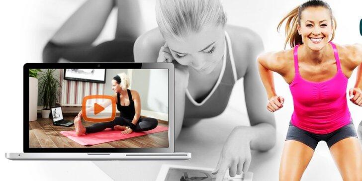 1 až 3-mesačný prístup k revolučnému online cvičeniu