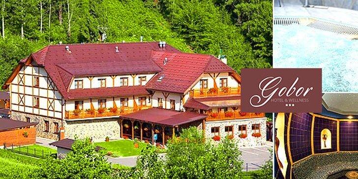 Jarná lyžovačka v hoteli Gobor*** v Západných Tatrách + 1 dieťa do 12 rokov zdarma