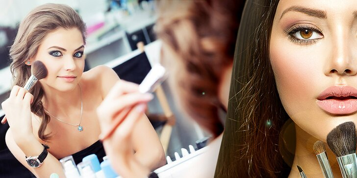 Miniškola líčenia - naučte sa byť krásna pri každej príležitosti