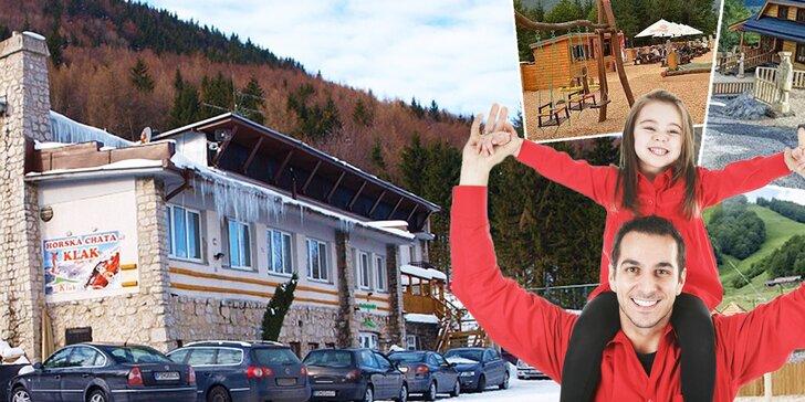 Veľkonočný pobyt v horskom hoteli Kľak pre 2 osoby na 4 dni s polpenziou, dieťa do 5 rokov zadarmo