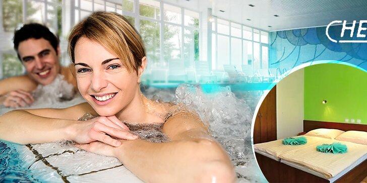 Relaxačný pobyt pre 2 osoby v Hoteli Chemes***, Zemplínska Šírava!