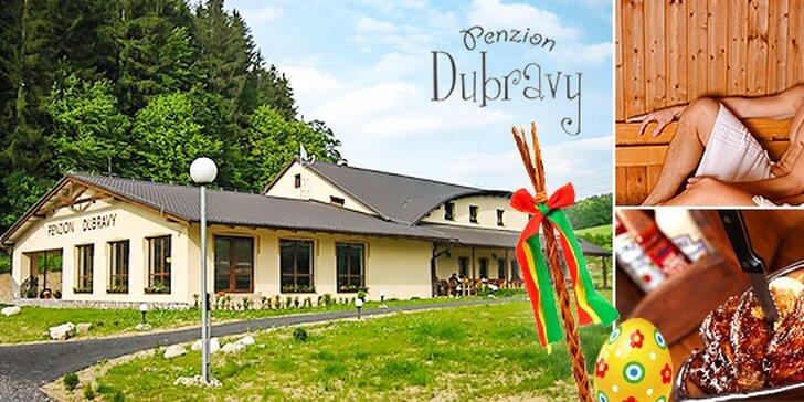 Skvelá dovolenka pre dvoch na 3 dni v Penzióne Dubravy
