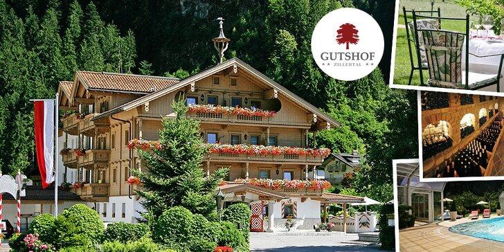Aktívna dovolenka v Tirolsku s nabitými službami!