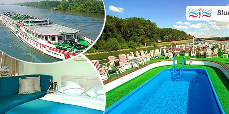 Spoznajte európske mestá plavbou po Dunaji