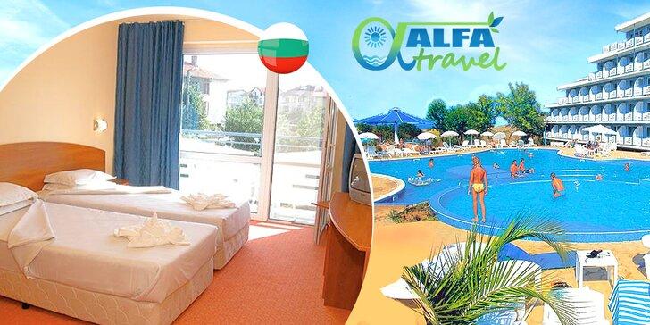 11-dňový letecký zájazd do Primorska v Bulharsku s ubytovaním v hoteli Belitsa***