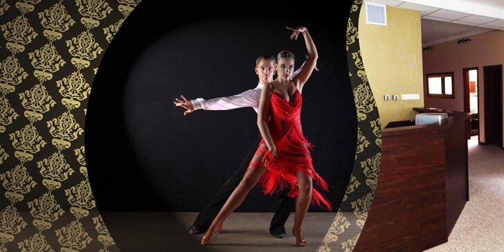 Spoločenské tance v novootvorenom tanečnom centre - zvoľte si konkrétny deň kurzu!