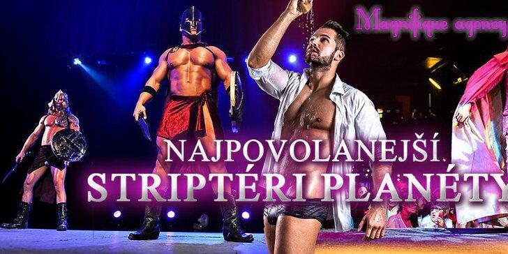 Súťaž o najlepšieho striptéra sveta 2015!