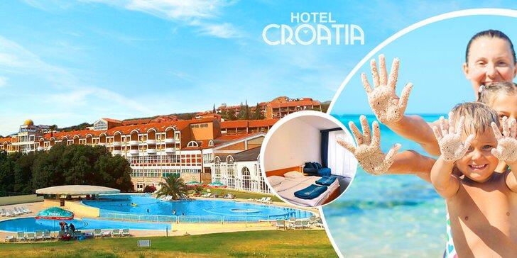 Pobyt na celú sezónu 2015 na Istrii s All Inclusive. 1 dieťa do 12 r. a 1 do 2 r. zdarma
