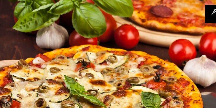 2 x poriadna pizza podľa vašej chuti bez rezervácie