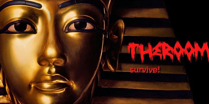 Dokážete ujsť z hrobky faraóna Tutanchamóna, alebo v nej ostanete pochovaní naveky?