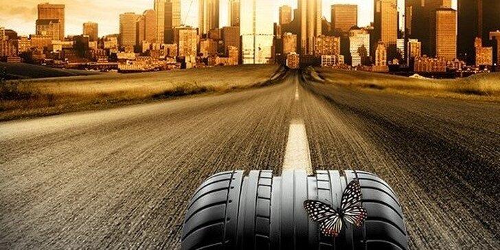 Jarné prezutie kolies s kontrolou auta & čistenie a dezinfekcia klimatizácie ozónom v hodnote 20€ Zadarmo!