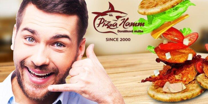 Láska na prvé zahryznutie: úžasný PizzaBurger