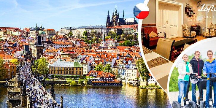 Pobyt plný zážitkov v historickom centre Prahy