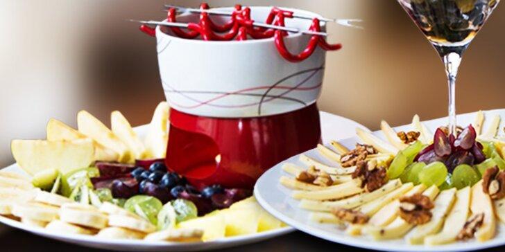 Vynikajúce delikatesy vyrobené na Slovensku! Čokoládové fondue alebo syrový tanier