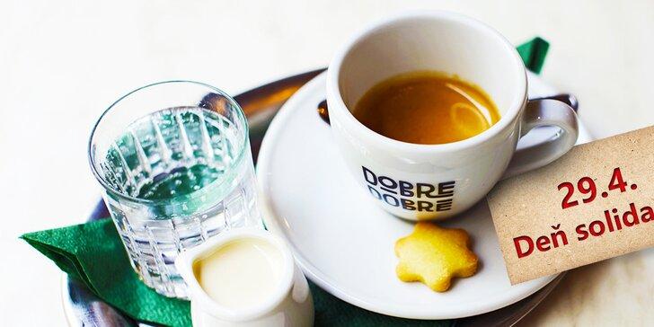 Espresso s dušou starej Bratislavy