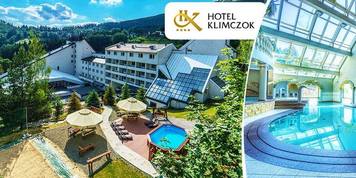 Wellness pobyt pre 2 osoby v Hoteli Klimczok****, Poľsko