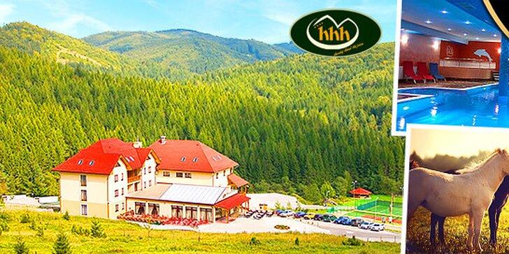 Pobyt v Horskom hoteli Hájnice**** s neobmedzeným wellness a ďalšími aktivitami + dieťa do 6 rokov zdarma