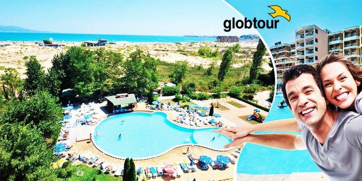 Letná dovolenka na 10 dní na Slnečnom pobreží v Bulharsku