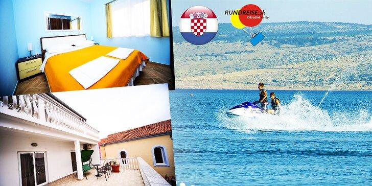 8 dní s polpenziou na Paklenickej riviére, perle Chorvátska