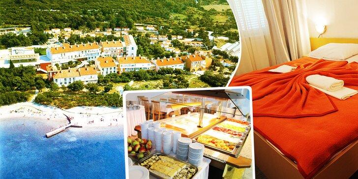 Dovolenka pri Jadrane! Hotel Komodor**, Orebić