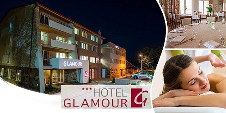 Pobyt pre 2 osoby s polpenziou v Hoteli Glamour**** Zemplínska Šírava, dieťa do 5 rokov zdarma