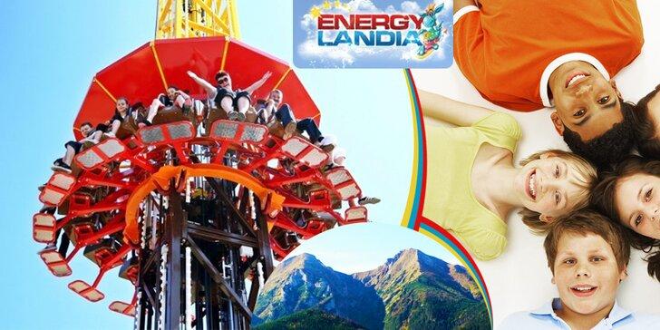 Teenage ENERGY camp, 9-dňový tábor v najkrajšej časti Tatier, 4 celodenné výlety a kvalifikovaní animátori!