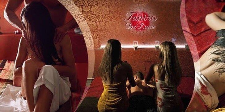 Hodinový tantrický masážny rituál pre mužov, ženy aj páry. V ponuke aj vzájomná masáž a aj unikátny variant Telo na telo!