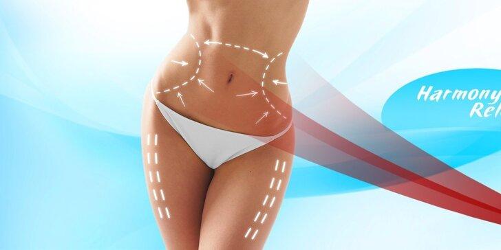Neinvazívna laserová liposukcia pre krásnu postavu - jedinečná špeciálna letná akcia, zľava až 60%