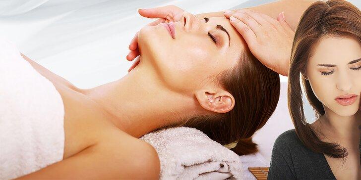 Masážou a lymfodrenážou proti bolestiam hlavy a migrénam