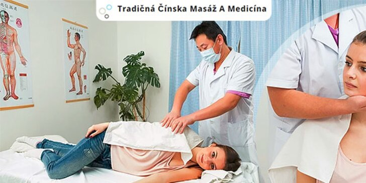 Zbavte sa bolesti s tradičnou čínskou masážou
